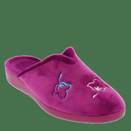 ANTRIN Γυναικεία Παντόφλα 30-5505 Μπορντό