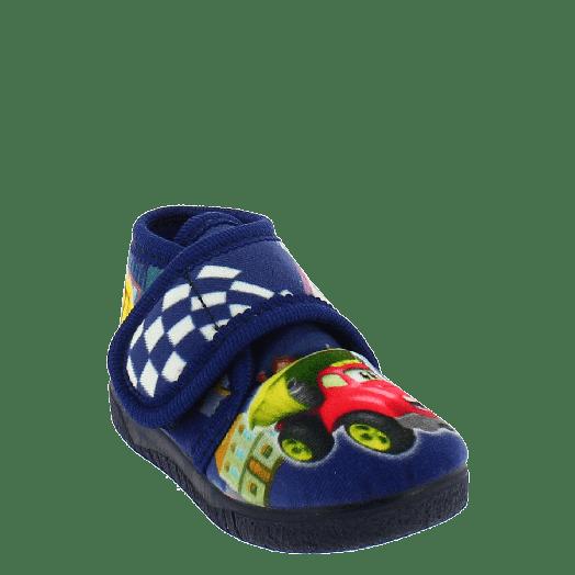 IQKIDS Αγορίστικα Παντοφλάκια 30-737 Μπλε