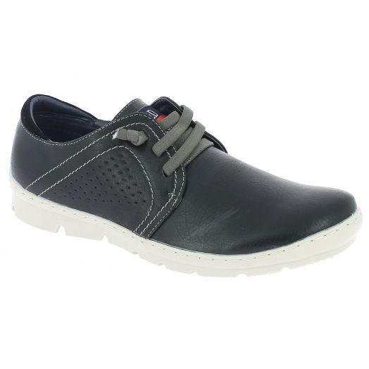 IQSHOES Ανδρικό Casual A603 Μαύρο