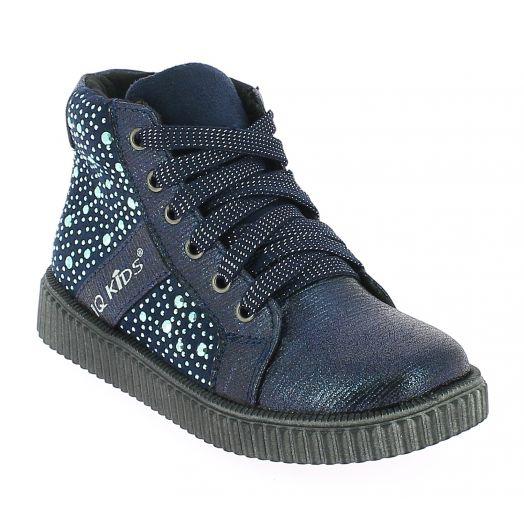 IQKIDS Κοριτσίστικο Μποτάκι ALENA-110 Μπλε