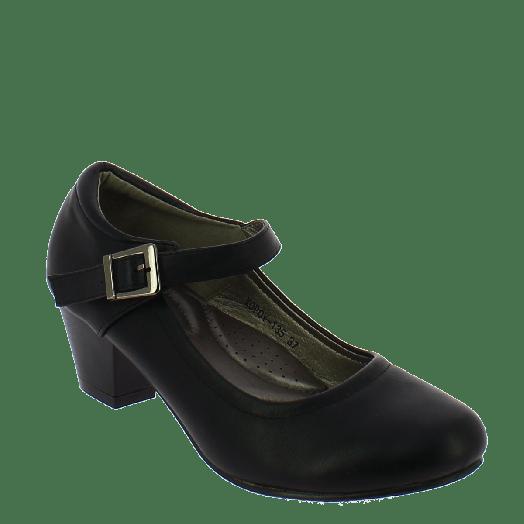 ANTRIN Γυναικείο Comfort XOPOY-130 Μαύρο