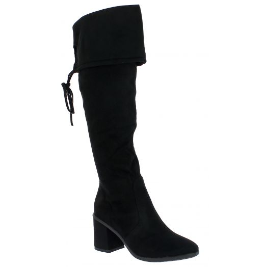 BALLERI Γυναικεία Μπότα 17781 Μαύρο