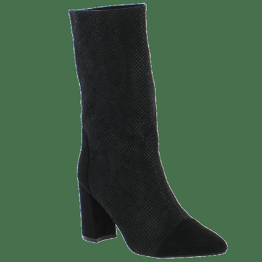 IQSHOES Γυναικείο Μποτάκι 18.107.C9880 Μαύρο