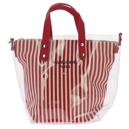 IQBAGS Γυναικεία Τσάντα CM5044 Κόκκινο