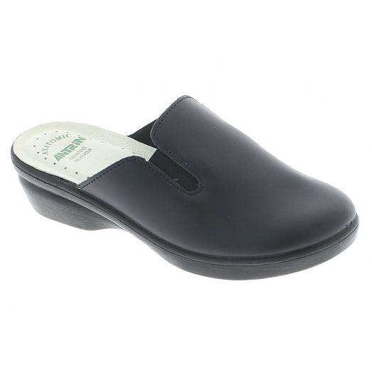 ANTRIN Γυναικείο Comfort 536 Μαύρο