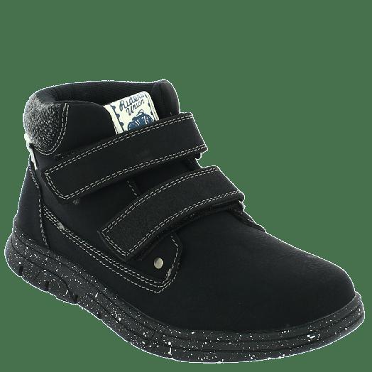 IQKIDS Αγορίστικο Μποτάκι DOMINGO-135 Μαύρο