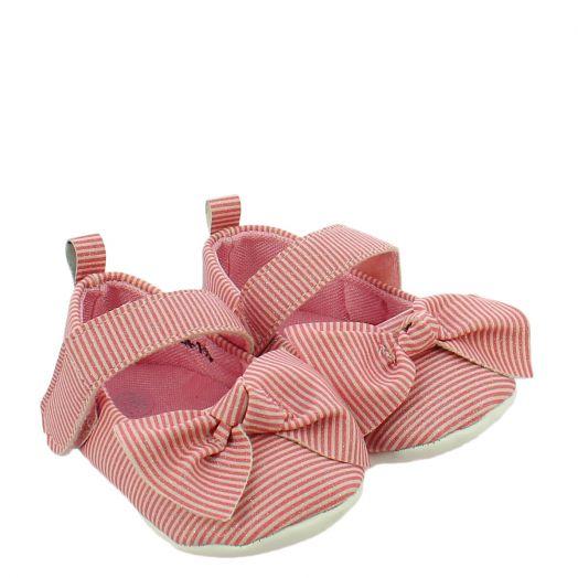 IQKIDS Μπαρέτες Νεογέννητο Κορίτσι KARLA-140 Ροζ