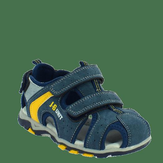 IQKIDS Αγορίστικο Πέδιλο PORTER-140 Μπλε