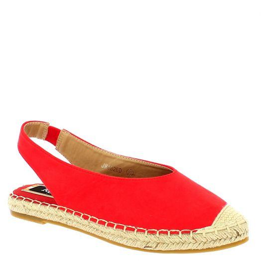 IQSHOES Γυναικείο Mule JM1826D Κόκκινο