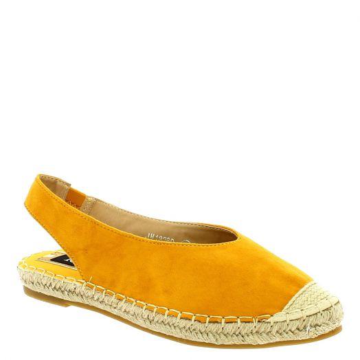 IQSHOES Γυναικείο Mule JM1826D Κίτρινο