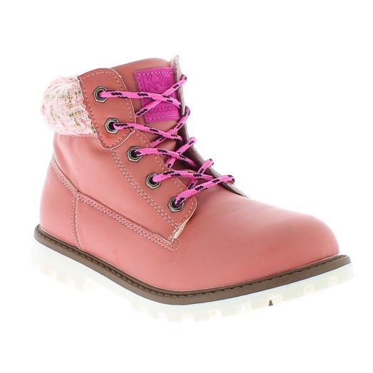K-TINNI Κοριτσίστικο Μποτάκι KBN9506 25-36 Ροζ