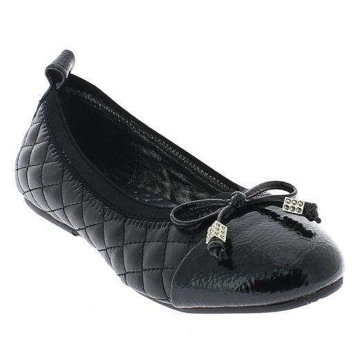 K-TINNI Κοριτσίστικη Μπαλαρίνα KLM9574 31-36 Μαύρο
