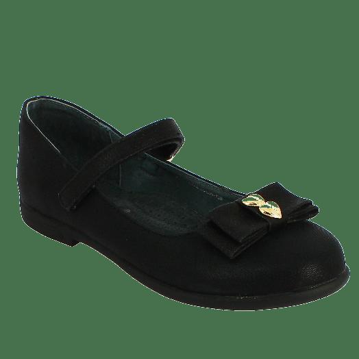 IQKIDS Κοριτσίστικη Μπαλαρίνα LUCIA-135 Μαύρο