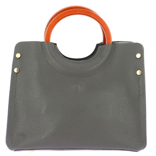IQBAGS Γυναικεία Τσάντα M1804 Γκρι