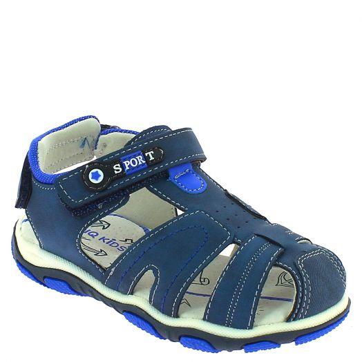IQKIDS Αγορίστικο Πέδιλο PABLO-130 Μπλε