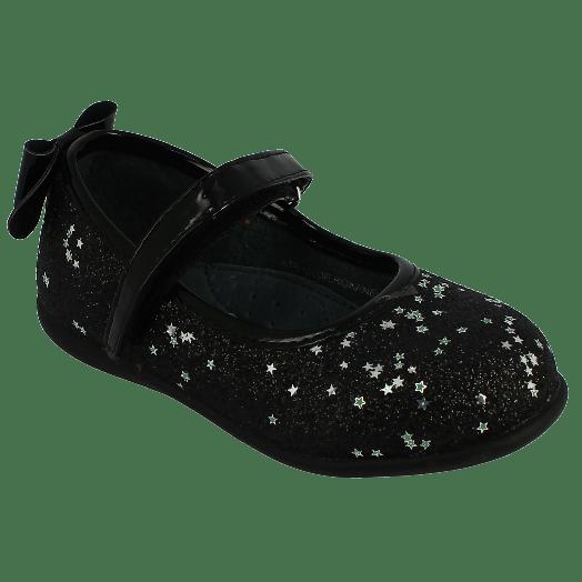 IQKIDS Κοριτσίστικη Μπαλαρίνα ROXANE-135 Μαύρο