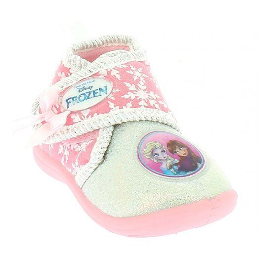 FROZEN Κοριτσίστικα Παντοφλάκια S18470D 20/27 Ροζ