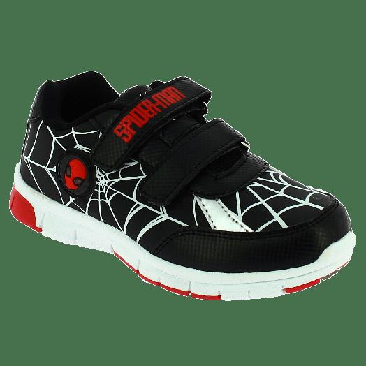 SPIDERMAN Αγορίστικο Αθλητικό S20168 Μαύρο