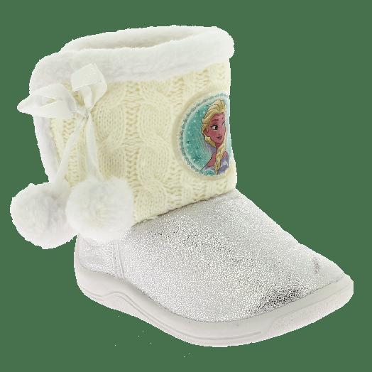 FROZEN Κοριτσίστικα Παντοφλάκια S20481 Λευκό