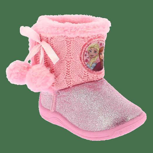 FROZEN Κοριτσίστικα Παντοφλάκια S20481 Ροζ