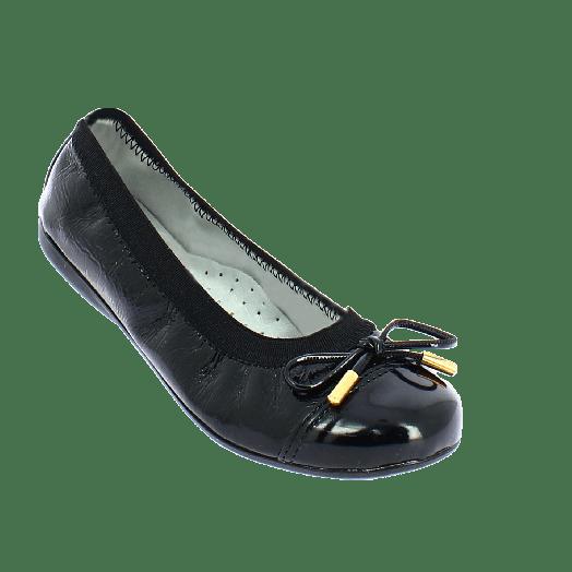 IQKIDS Κοριτσίστικη Μπαλαρίνα 91.6 Μαύρο