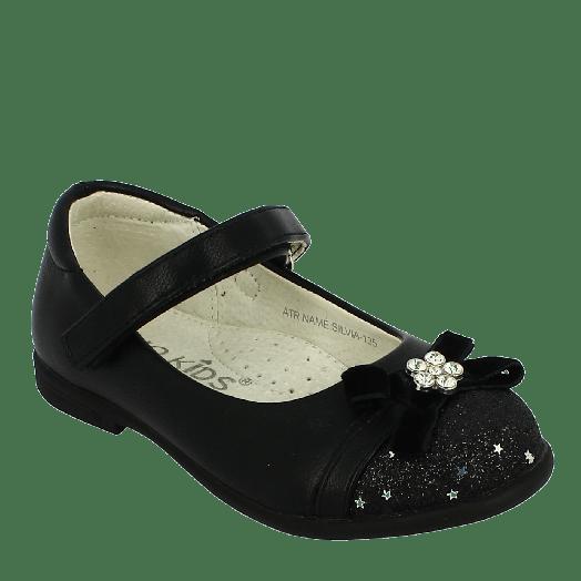 IQKIDS Κοριτσίστικη Μπαλαρίνα SILVIA-135 Μαύρο