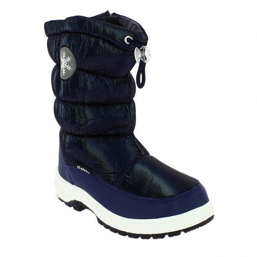 SLOBBY 86.162-2034-D1 Γαλότσα Unisex Χιονιού Μπλε