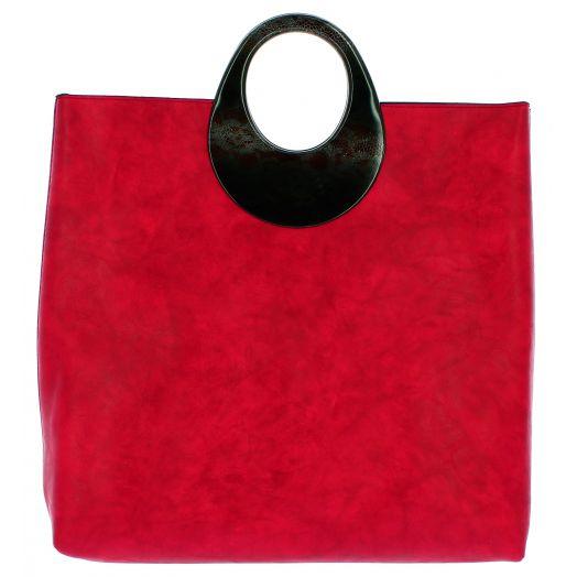 IQBAGS Γυναικεία Τσάντα Z-9623 Κόκκινο
